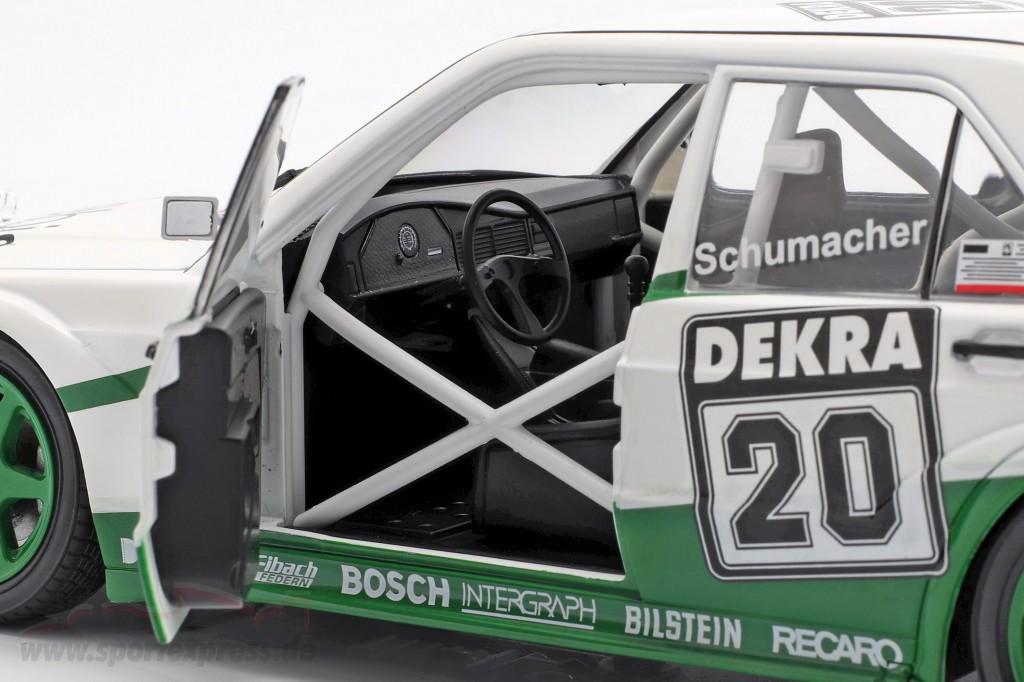 Mercedes-Benz 190E Evo2 #20 DTM 1991 Michael Schumacher