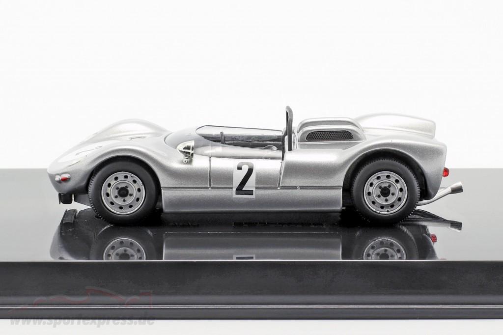 Porsche 906/8 Känguruh #2 winner Hill climb Rossfeld 1965 G. Mitter  norev
