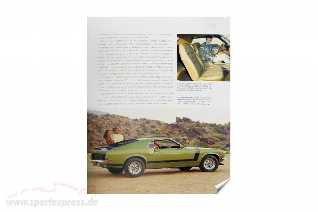 Book: Ford Mustang - America's Original Pony Car / by Donald Farr
