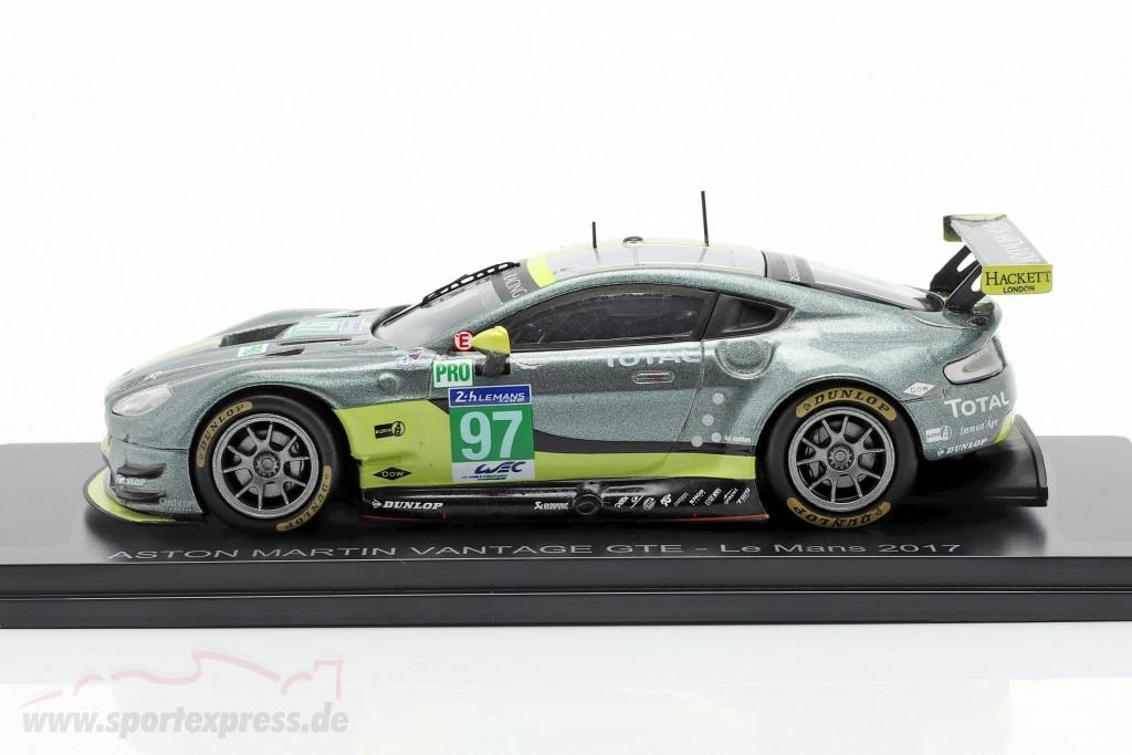 Aston Martin Vantage GTE #97 Winner LMGTE Pro Class 24h LeMans 2017
