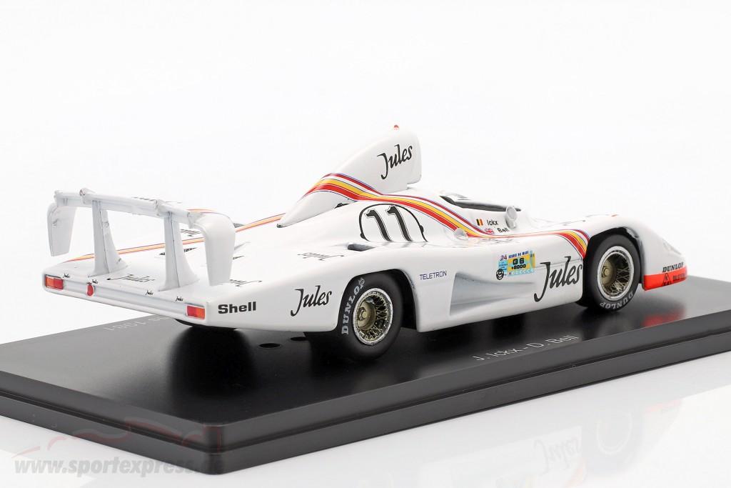 Porsche 936/81 #11 Winner 24h LeMans 1981 Ickx, Bell