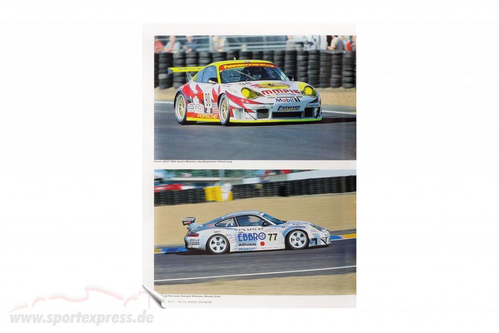 Book: Porsche 911 in Racing - Four Decades of Motor Racing
