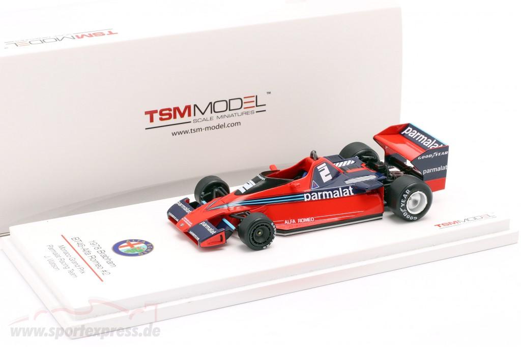 John Watson Brabham BT46 #2 GP Monaco Formula 1 1978