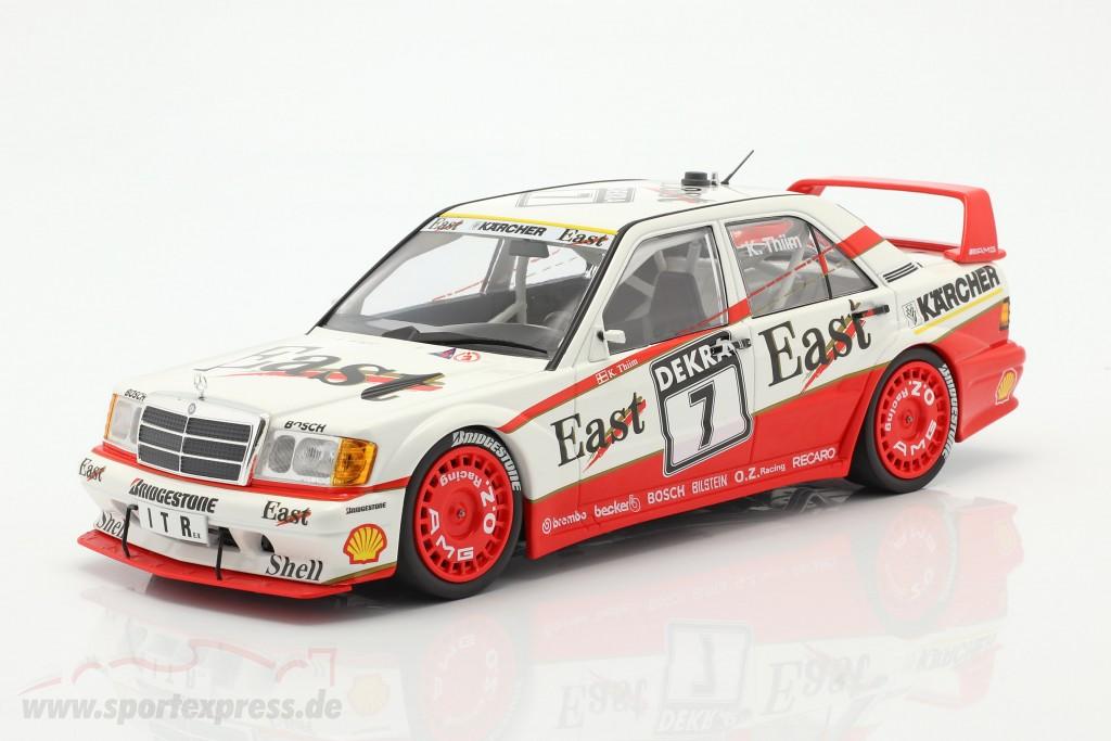 Mercedes-Benz 190E 2.5-16 Evo 2 #7 DTM 1991 Kurt Thiim