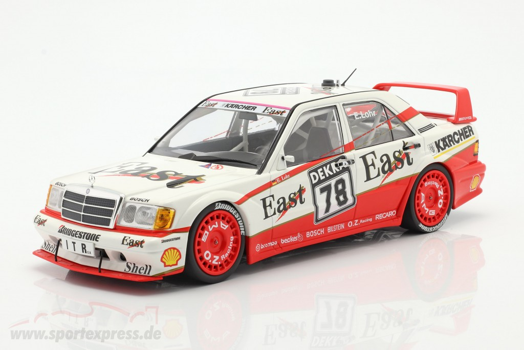 Mercedes-Benz 190E 2.5-16 Evo 2 #78 DTM 1991 Ellen Lohr