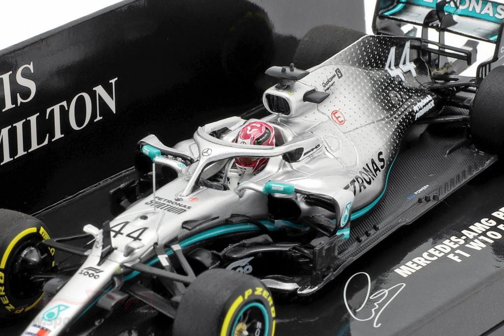L. Hamilton Mercedes-AMG F1 W10 #44 China GP World Champion F1 2019