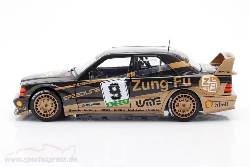 Mercedes-Benz 190E 2.5-16 Evo II #9 Macau Grand Prix 1991 Ludwig