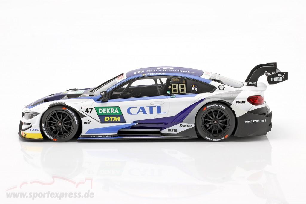 BMW M4 DTM #47 DTM 2019 Joel Eriksson
