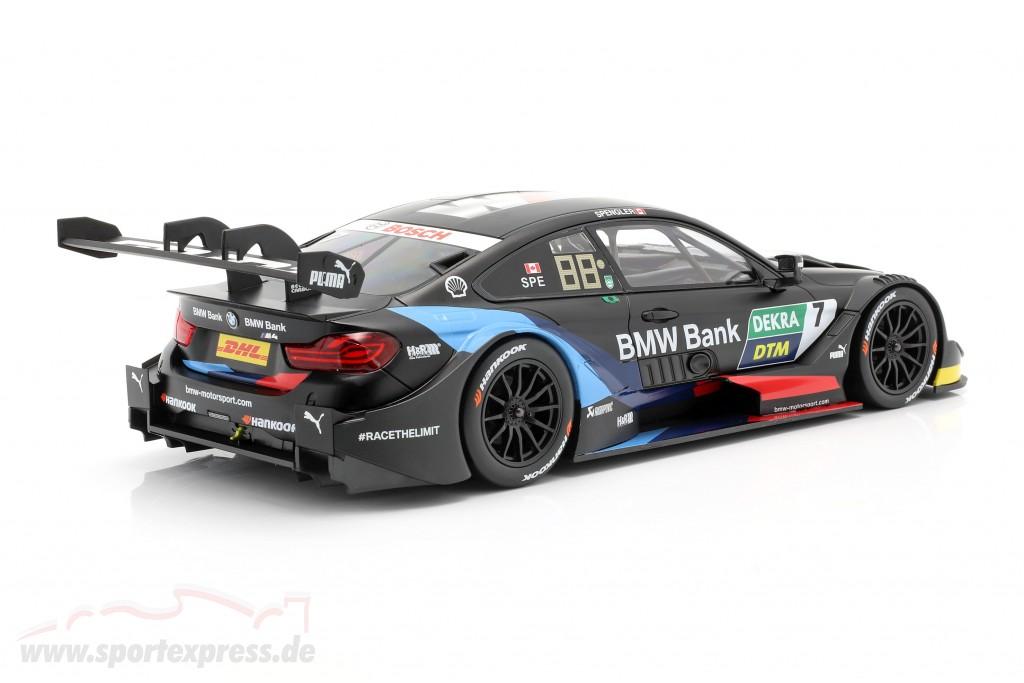 BMW M4 DTM #7 DTM 2019 Bruno Spengler