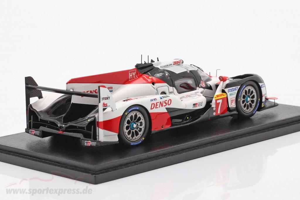 Toyota TS050 Hybrid #7 Winner 6h Fuji 2018 Conway, Kobayashi, Lopez