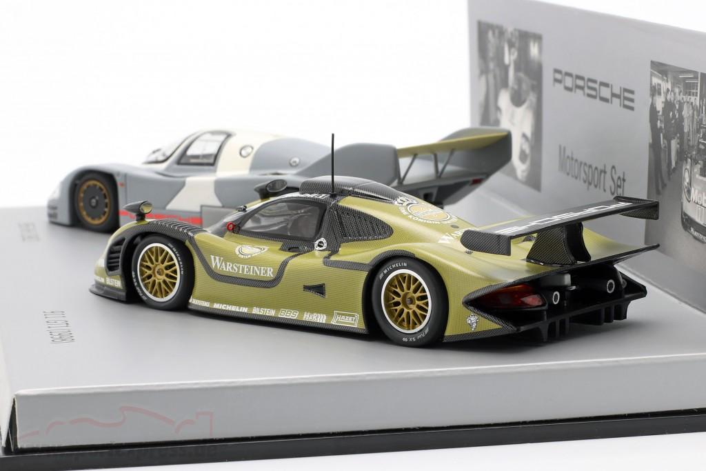 Porsche 956 KH & 911 GT1 motorsport set