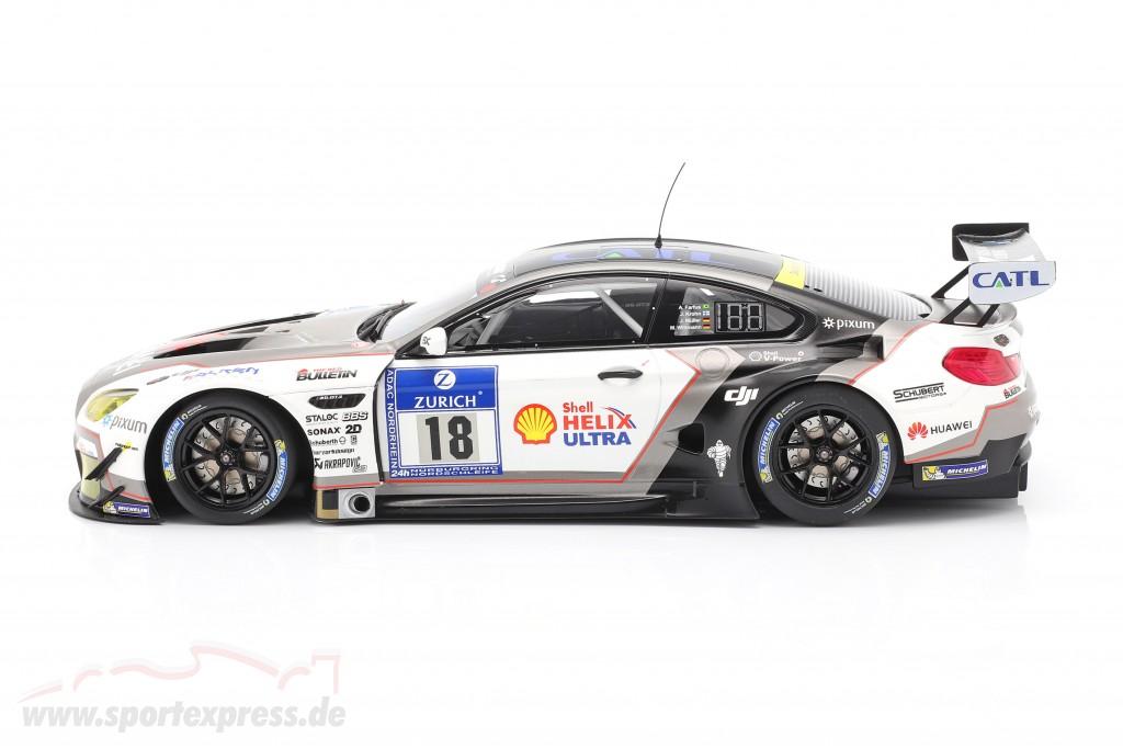 BMW M6 GT3 #18 24h Nürburgring 2016 Schubert Motorsport