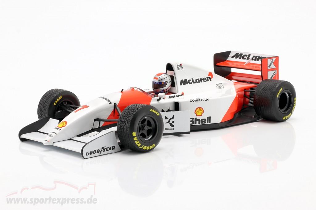 Michael Andretti McLaren MP4/8 #7 6th European GP formula 1 1993