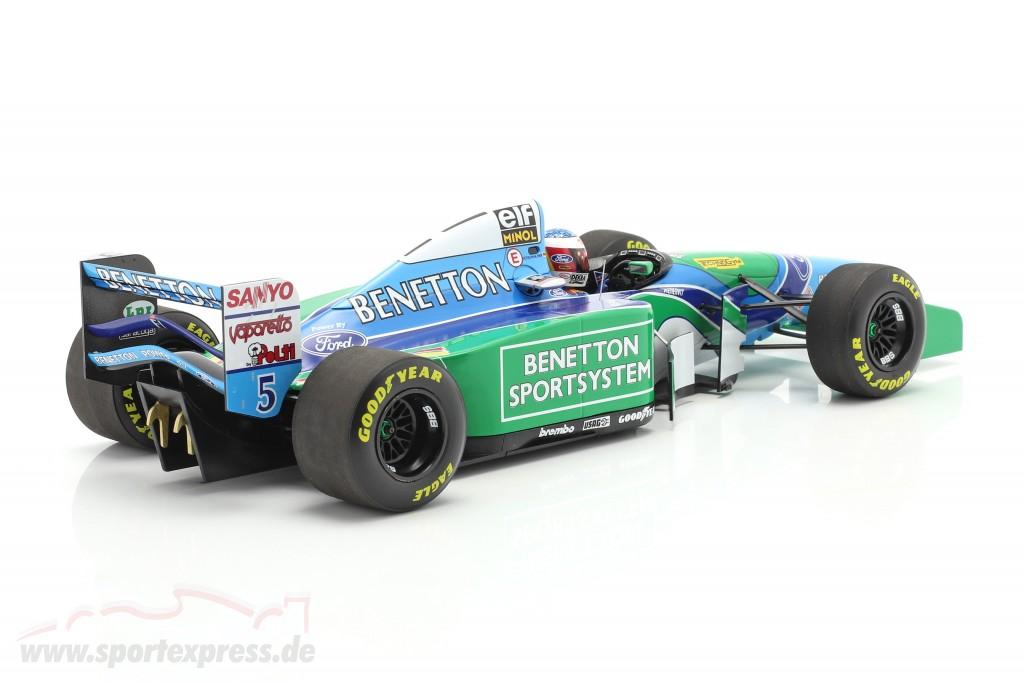 M. Schumacher Benetton B194 #5 Winner Canada F1 World Champion 1994