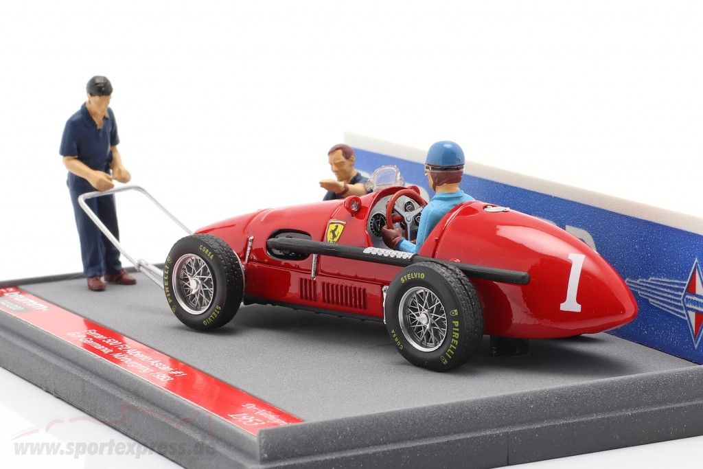 Alberto Ascari Ferrari 500 F2 #1 German GP F1 World Champion 1953