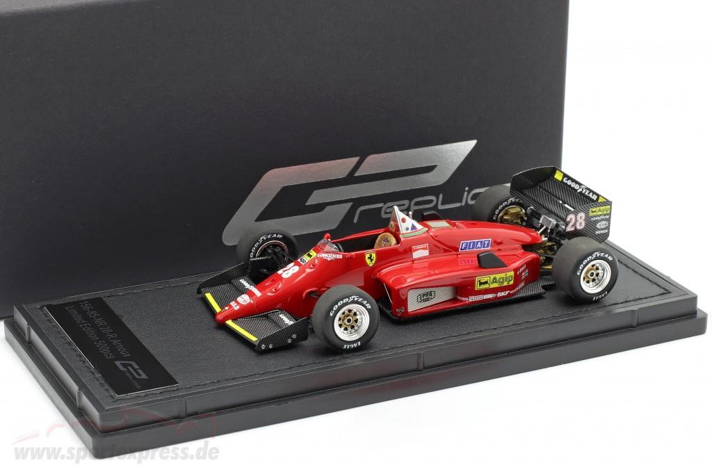 Rene Arnoux Ferrari 156/85 #28 formula 1 1985