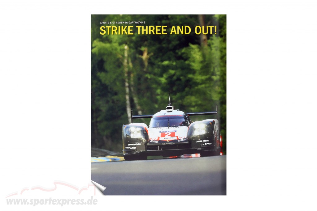 Book: AUTOCOURSE 2017-2018: The World's Leading Grand Prix Annual (English)