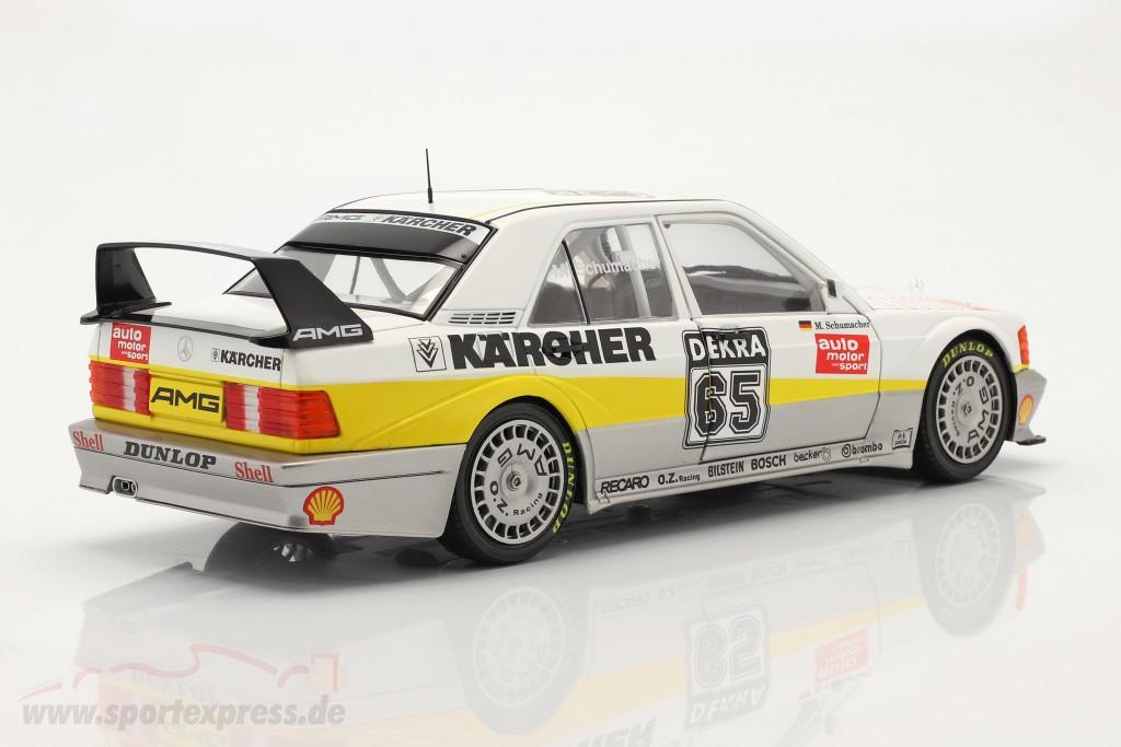 Mercedes-Benz 190E Evo 2 #65 DTM 1990 Michael Schumacher