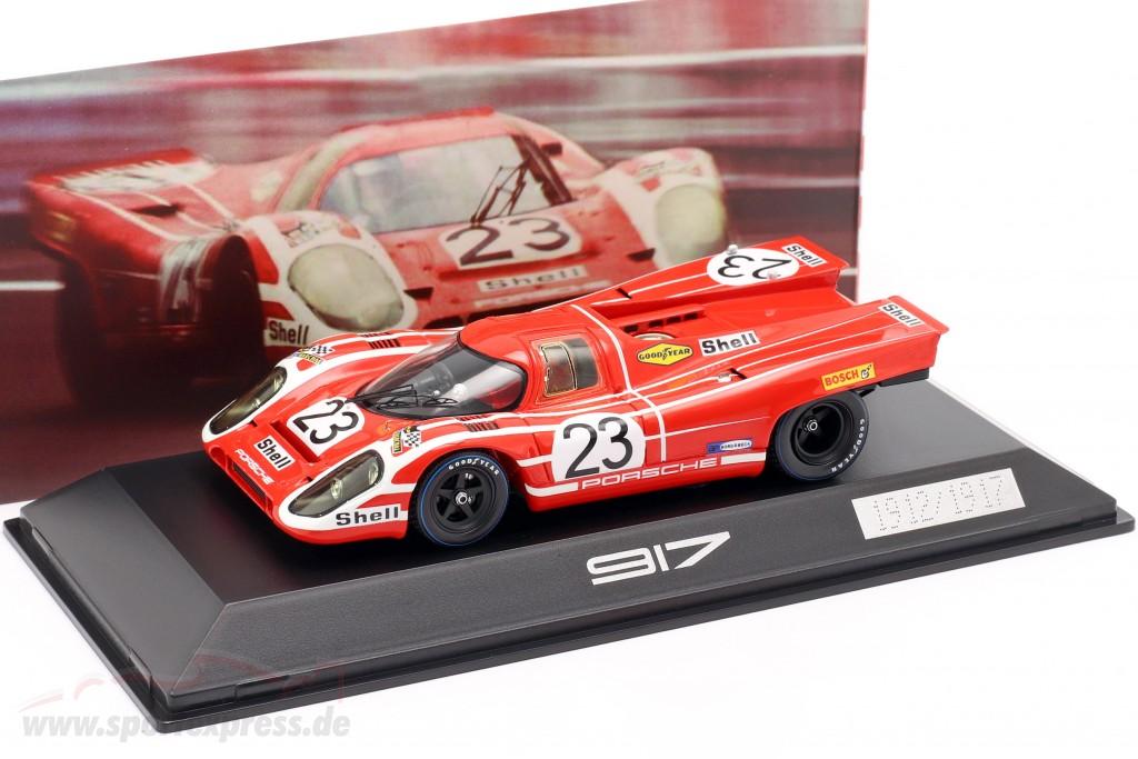 Porsche 917 K #23 winner 24h LeMans 1970 Attwood, Herrmann