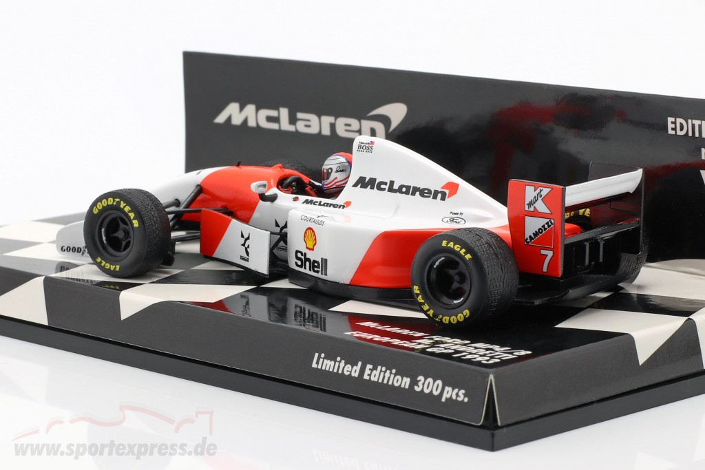 Michael Andretti McLaren MP4/8 #7 Europe GP F1 1993