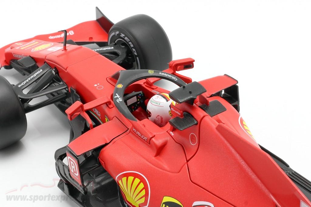 Sebastian Vettel Ferrari SF1000 #5 Austrian GP formula 1 2020