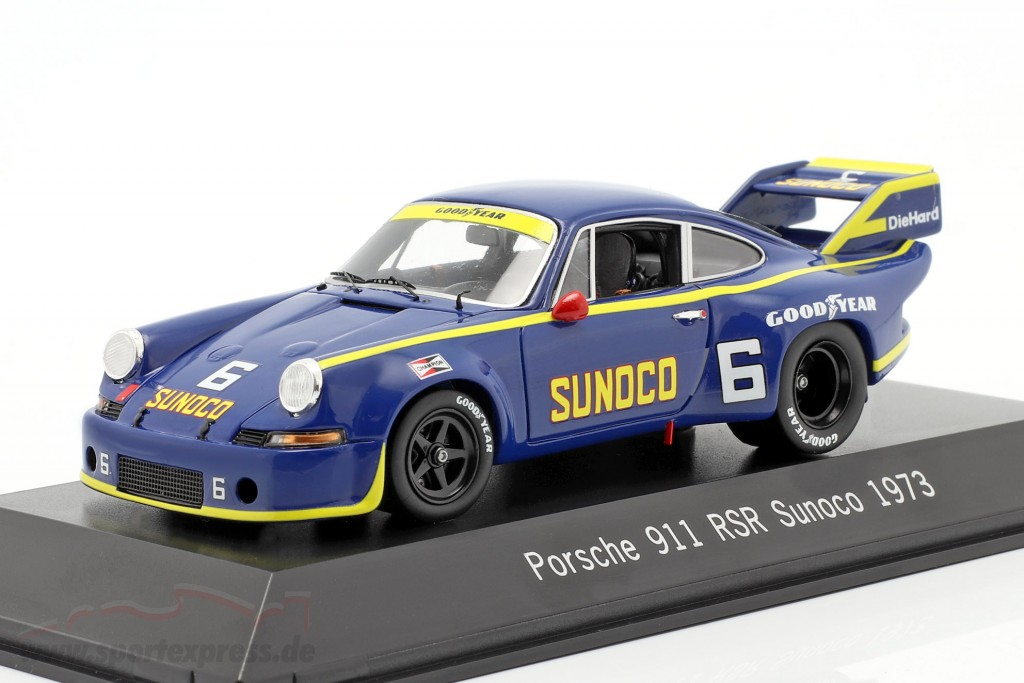 Porsche 911 RSR #6 Daytona 1973 Sunoco