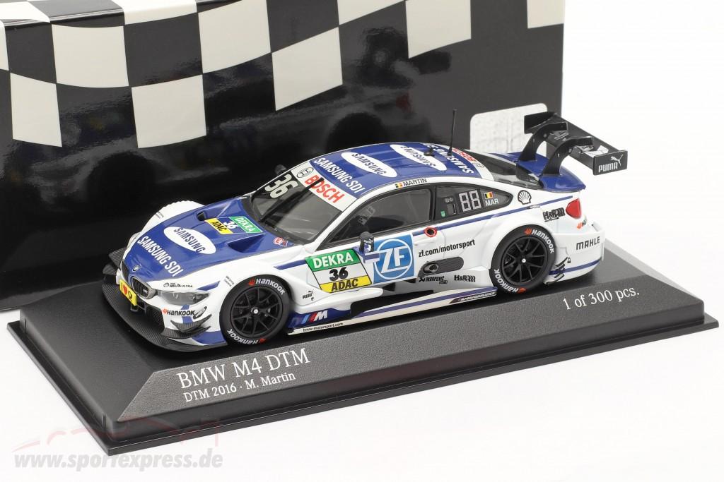 BMW M4 (F82) #36 DTM 2016 Martin
