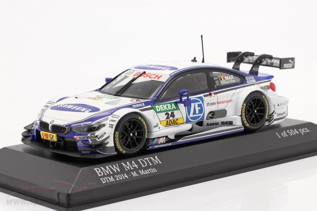 BMW M4 DTM #24 DTM 2014 Maxime Martin