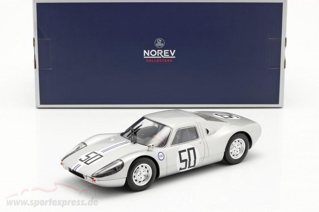 Porsche 904 GTS #50 American Challenge Cup 1964 Chuck Cassel