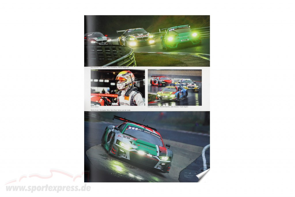 Book: 24 Hours Nürburgring Nordschleife 2020 (Group C Motorsport Publishing company)