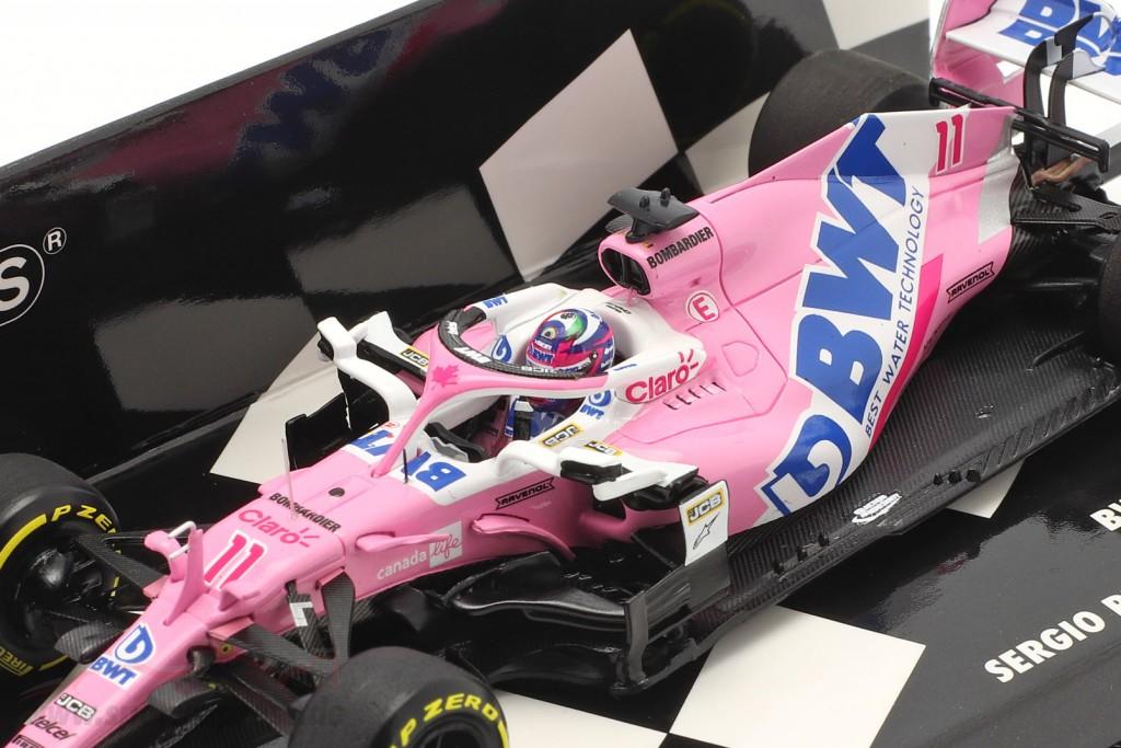 Sergio Perez Racing Point RP20 #11 Austrian GP formula 1 2020