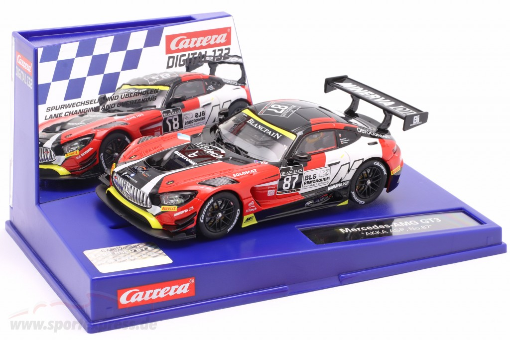 Digital 132 SlotCar Mercedes-Benz AMG GT3 #87 AKKA ASP Team 2017