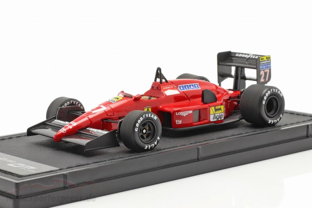 Michaele Alboreto Ferrari F1-87/88C #27 2nd Monza formula 1 1988