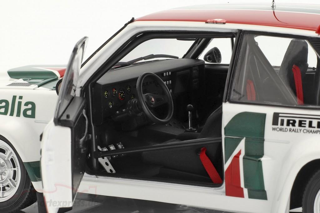 Fiat 131 Abarth #1 Rallye Portugal 1978 Munari, Sodano