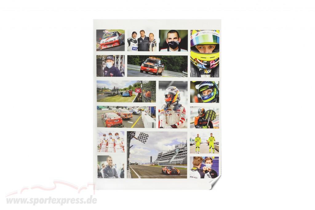 Book: Nürburgring Long distance series 2020 (Group C Motorsport Publishing company)