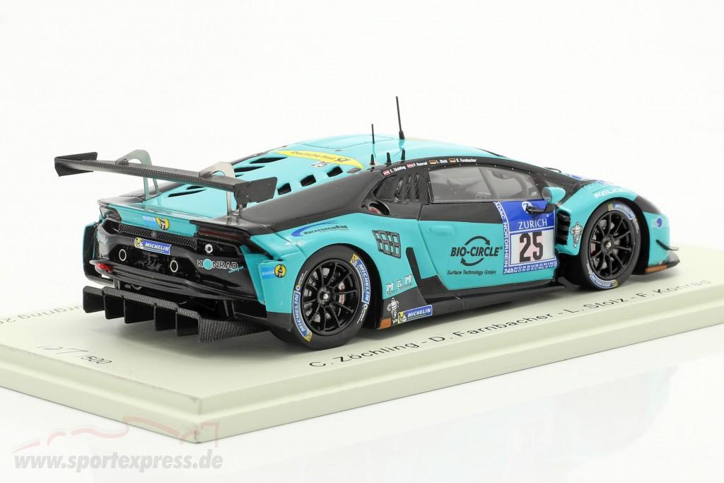 Lamborghini Huracan GT3 #25 24h Nürburgring 2016 Konrad Motorsport