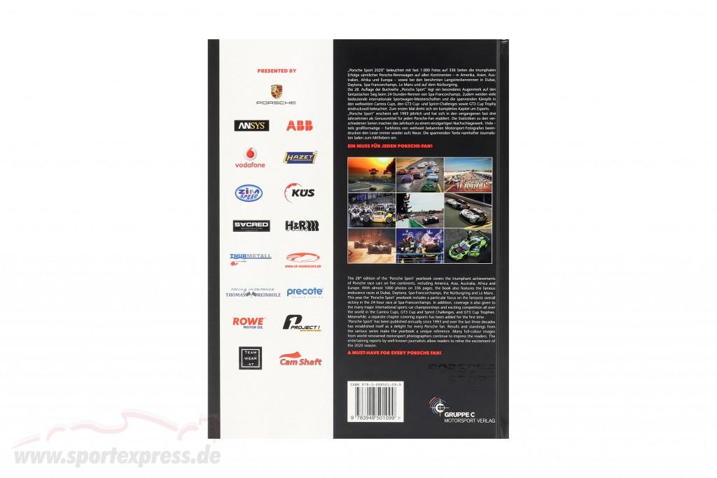 Book Porsche Sport 2020 ()