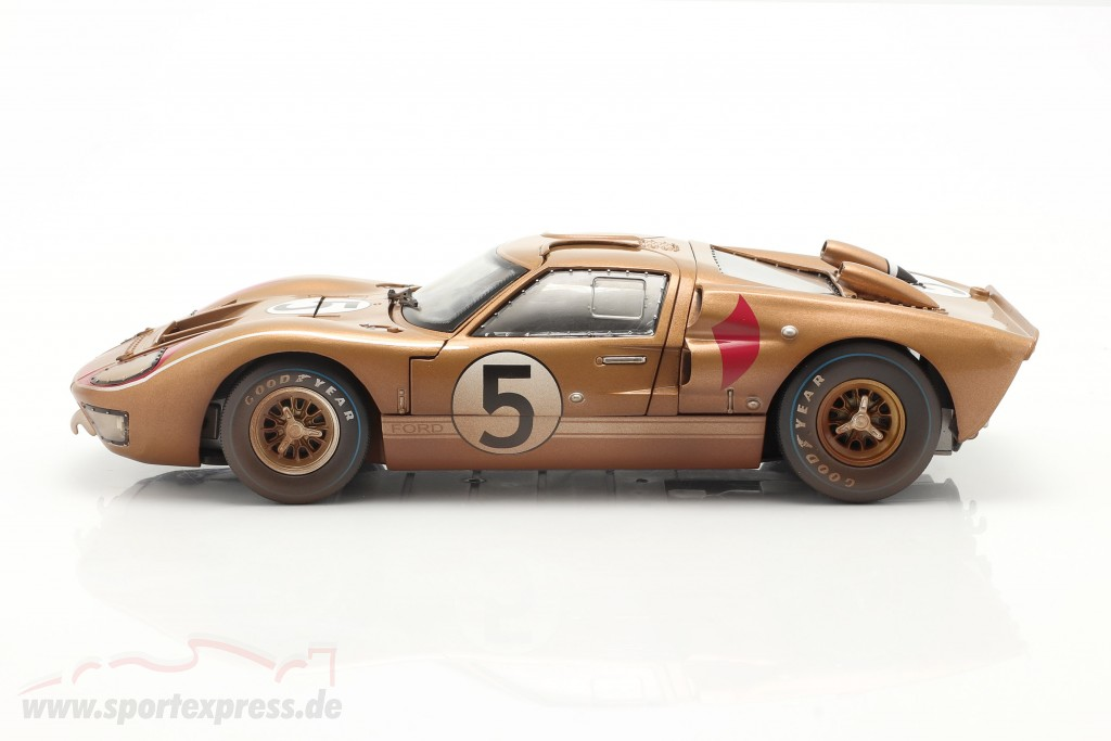 Ford GT40 MK II #5 3rd 24h LeMans 1966 Dirty Version