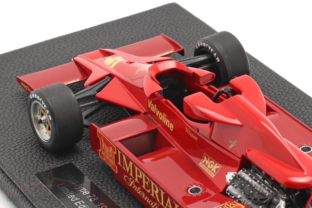 Gunnar Nilsson Lotus 78 #6 Formula 1 1977