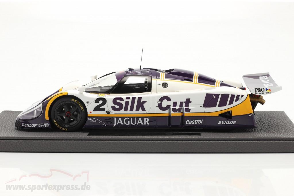 Jaguar XJR-9 LM #2 Winner 24h LeMans 1988 Silk Cut Jaguar