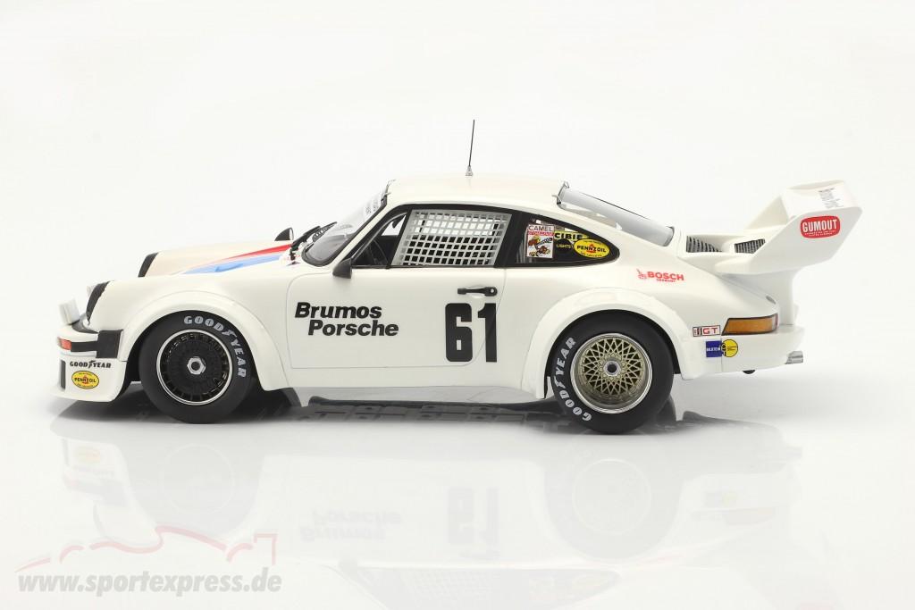 Porsche 934/5 #61 3rd 12h Sebring 1977 Brumos Racing