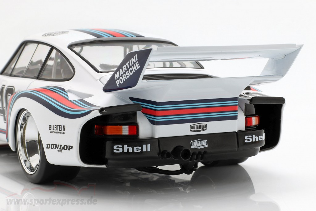 Porsche 935 #40 4th 24h LeMans 1976 Stommelen, Schurti