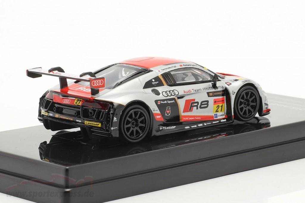Audi R8 LMS #21 3rd Super GT300 Series 2016  Paragon Models