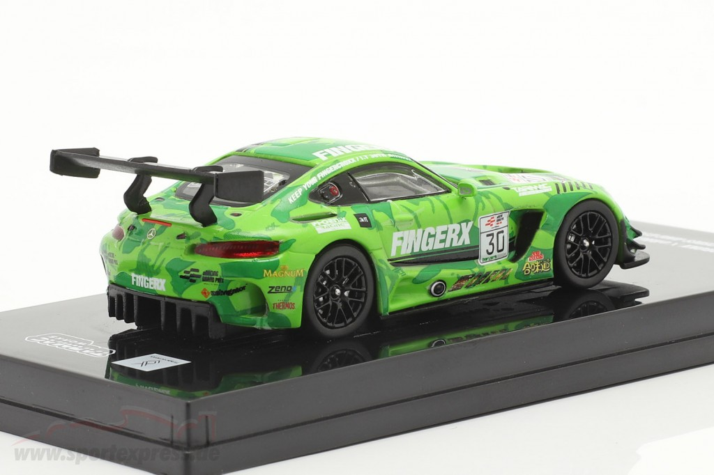 Mercedes-Benz AMG GT3 #30 eRacing season 1 HongKong GP
