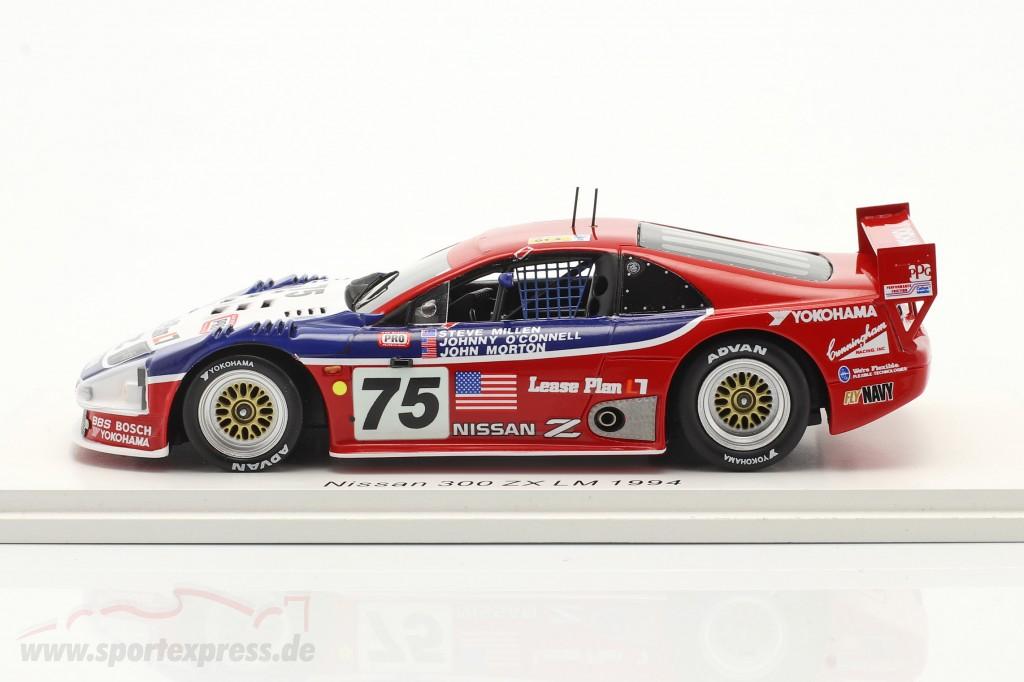 Nissan 300ZX Turbo #75 Class Winner IMSA GTS 24h LeMans 1994