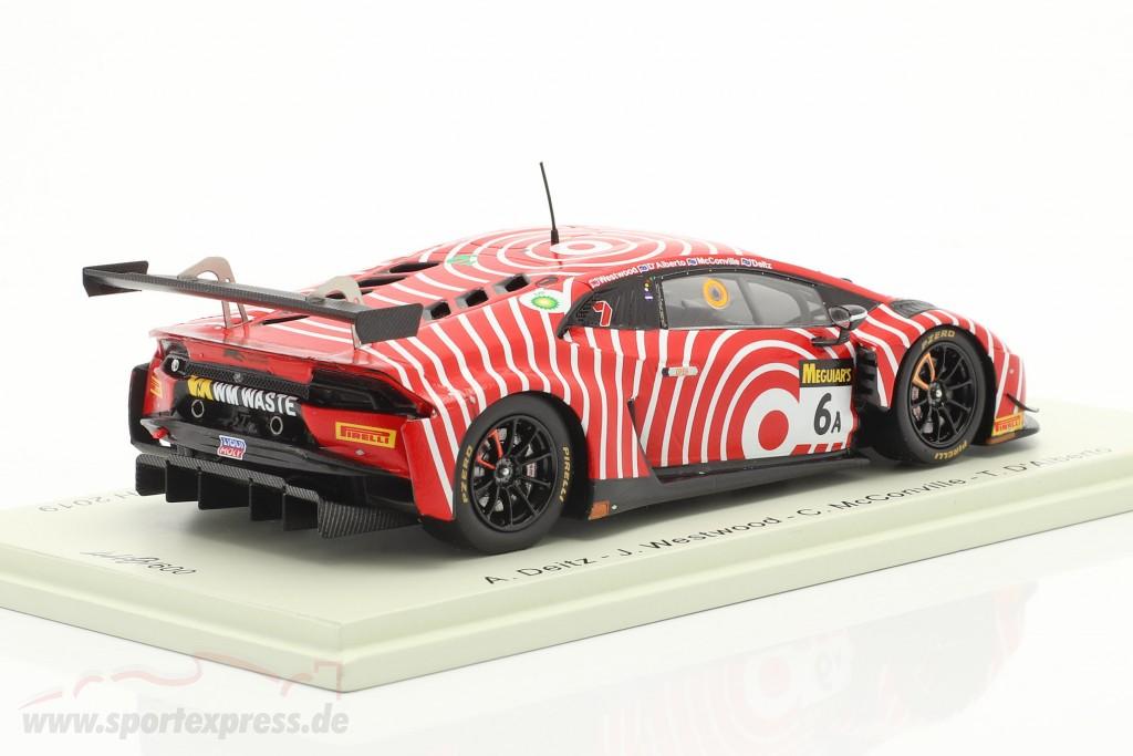 Lamborghini Huracan GT3 #6 12h Bathurst 2019 Wall Racing