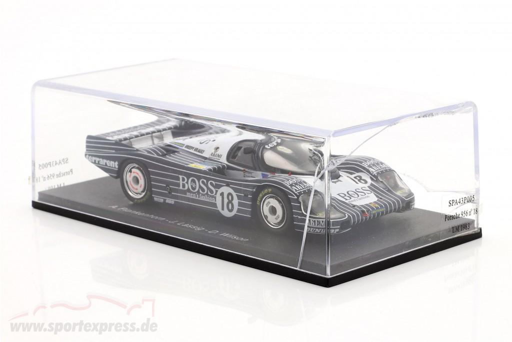 Porsche 956L 24h LeMans 1983 Hugo Boss   / 2nd choice