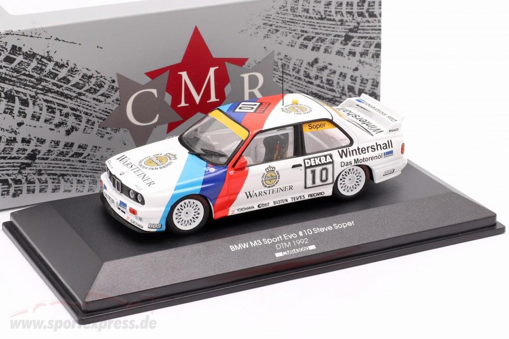 BMW M3 (E30) #10 DTM 1992 Steve Soper