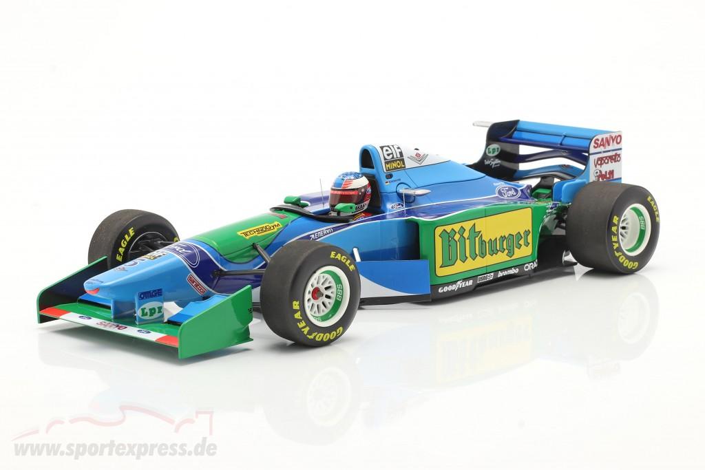Michael Schumacher Benetton B194 #5 formula 1 World Champion 1994
