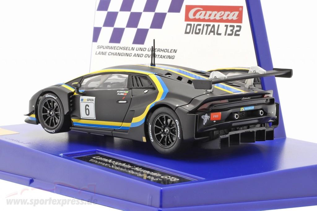 Digital 132 SlotCar Lamborghini Huracan GT3 #6 Vincenzo Sospiri Racing  Carrera